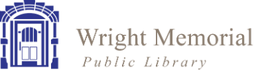 Library website (wrightlibrary.org)